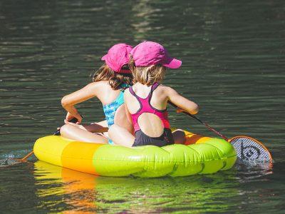 Vasaros sezono atidarymas – maudynės ežere