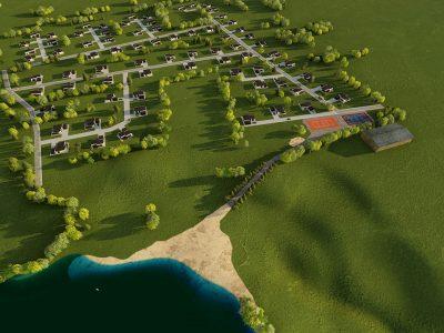 Šalia Vilniaus kuriama nauja individualių A+ klasės namų gyvenvietė